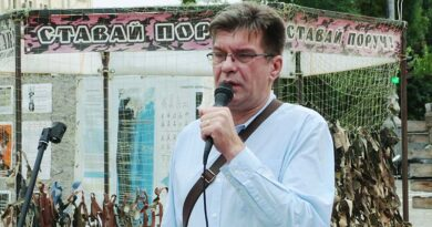 Никита Соловьев кандидат на пост городского головы Харькова