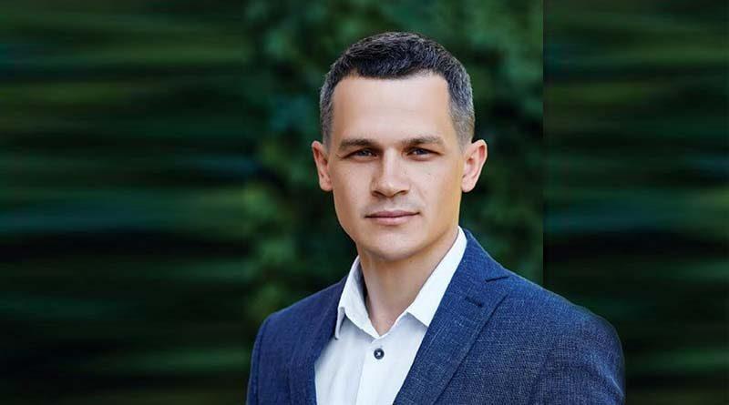 Алексей Кучер кандидат на пост городского головы