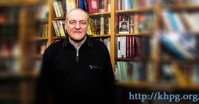 Правозащитник Евгений Захаров