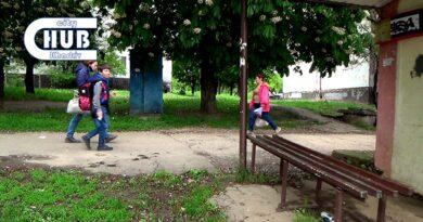 Сортир на улице Амосова