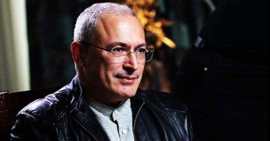 Российский либерал Михаил Ходорковский
